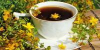 Травяной чай из звербоя