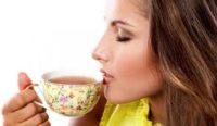 чай из листьев жимолости