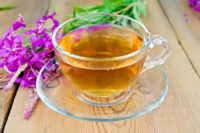 травяной чай кипрей