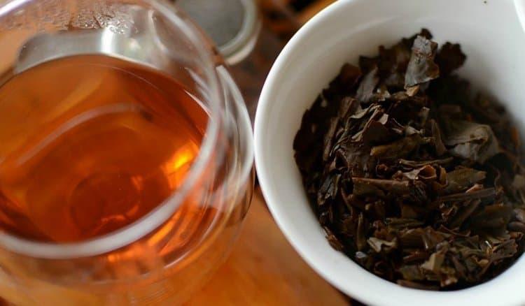 Грушевый чай